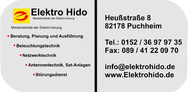 Elektriker Hido Puchheim